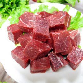 Beef – Chuck Tender (cube)