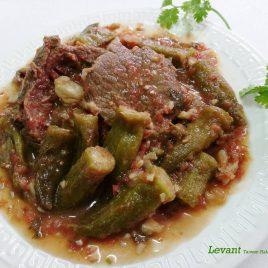 Sayur Okra